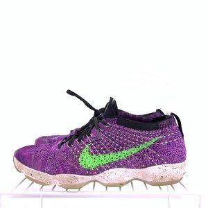 Nike Flyknit Zoom Fit Agility Women's Size 7.5